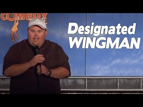 Designated Wingman - Comedy Time