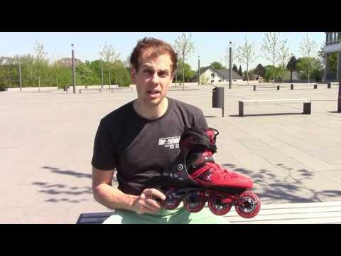 Inline Skate Test K2 VO2 90 Boa by der-rollenshop.de