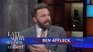 Video Ben Affleck: 'I'm Not A Superhero' MP3, 3GP, MP4, WEBM, AVI, FLV Januari 2018