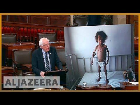 🇺🇸US Senate rebukes Saudi Arabia over Yemen war, Khashoggi murder | Al Jazeera English