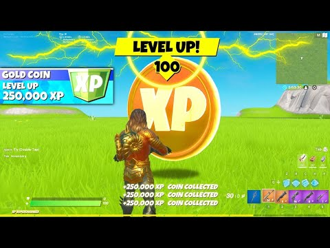How To Get *UNLIMITED XP* in Fortnite Season 4 *WORKING SOLO GLITCH* (Level Up Fast)