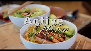 This is an athlete based interview series, disguised as a cooking show! We bring celebrity athletes with a passion for cooking into...