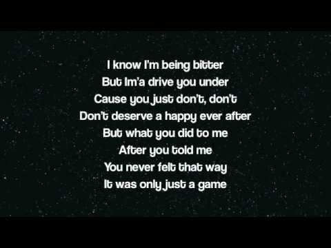 Victoria Justice - Begging On Your Knees lyric video
