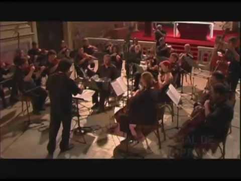 Bach - BWV 1056 - Orquestra de Camara da Ulbra - Carlito Magallanes - Sal de Prata