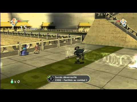 Avatar : Le Dernier Maître de l'Air : Le Royaume de la Terre en Feu Wii
