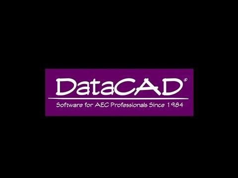 DataCAD Tutorials - 12 | User Interface