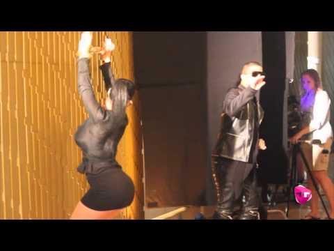 """""""Como yo le Doy"""" Don Miguelo feat. Pitbull - Behind The Scenes #Exclusive"""