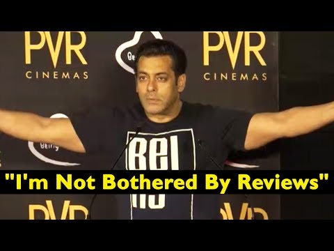 Salman Khan's KICKASS Reply On Mixed Public Review