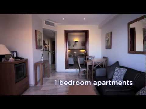 The Facilities at Sunset Beach Club Hotel in Benalmadena, Spain.mp4