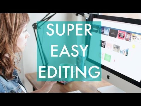 , title : 'Beginner Video Editing (That Doesn't Suck)'