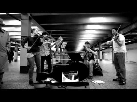 Hopkins Entertainment Group, Classical Music in the Subway NYC.