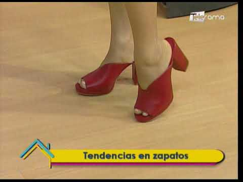 Tendencias en zapatos