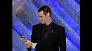 Video Jim Carrey Wins Best Actor Motion Picture Drama - Golden Globes 1999 MP3, 3GP, MP4, WEBM, AVI, FLV Maret 2019