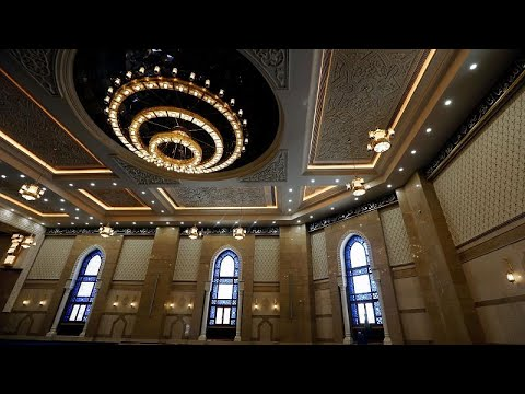 Αίγυπτος: Eγκαίνια για τον μεγαλύτερο ναό και τζαμί της Μ. Ανατολής …