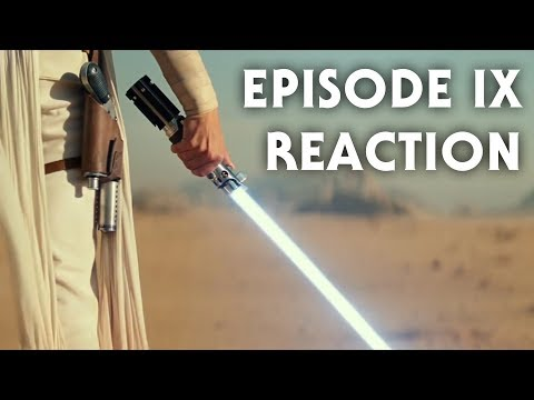 Star Wars Episode Ix Teaser Reaction - Breakdown And Analysis