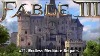 Video Top 32 Reasons Fable III Sucks! MP3, 3GP, MP4, WEBM, AVI, FLV Desember 2018