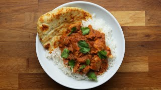 Flavorful Instant Pot Butter Chicken • Tasty