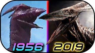 Video EVOLUTION of RODAN in Movies TV (1956-2019) Godzilla King of the Monsters trailer 2 Rodan scene clip MP3, 3GP, MP4, WEBM, AVI, FLV Agustus 2018