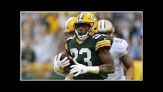 Video Green Bay Packers running back Aaron Jones suspended two games for violating NFL's substance abus... MP3, 3GP, MP4, WEBM, AVI, FLV Juli 2018