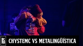 Video Chystemc vs Metalingüística | Octavos de final | Leyendas del Free | Segunda edición 2019. MP3, 3GP, MP4, WEBM, AVI, FLV Juli 2019