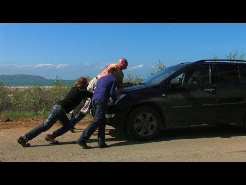 Сутки стоим. Очередь на паром в Крым  - Центр транспортных стратегий