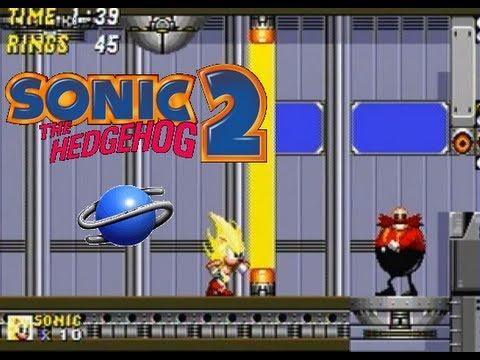 sonic the hedgehog 2 genesis
