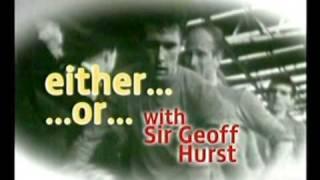 Interviews und Tore mit Geoff Hurst