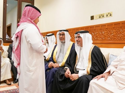 سمو ولي العهد: نقدر عزم والتزام المواطنين كشركاء في نهضة البحرين ورفعتها وتقدمها