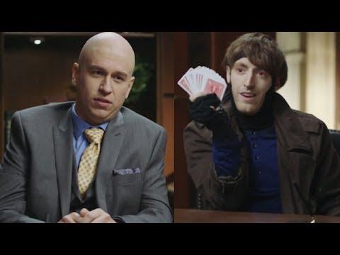 Silicon Valley's Thomas Middleditch as X-men's Gambit
