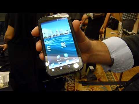 Motorola DROID Bionic Demo
