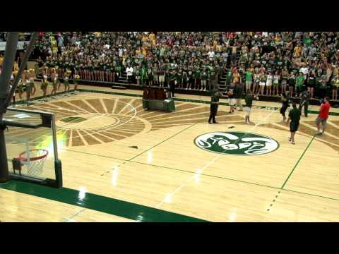 tuition - One lucky Colorado State University student got the chance of a lifetime to earn a year's worth of free in-state tuition paid for by some of the CSU Athletic...