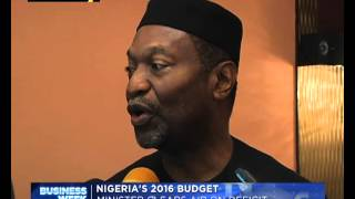 A look at Nigeria's 2016 Budget | TVC NEWS