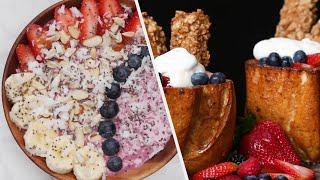 9 Berry-licious Breakfast Recipes • Tasty by Tasty