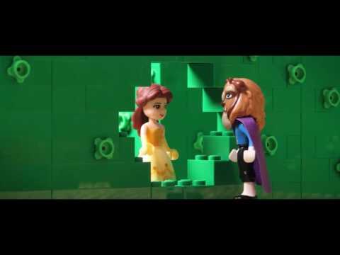 Конструктор Заколдованный замок Белль - LEGO DISNEY PRINCESS - фото № 4