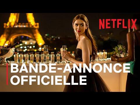 Emily in Paris | Bande-annonce officielle VOSTFR | Netflix France