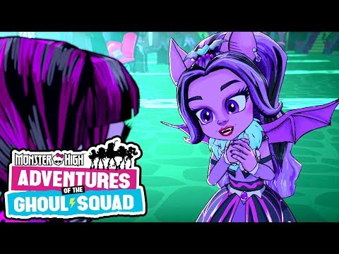 Vampire Handshake   Adventures of the Ghoul Squad   Monster High