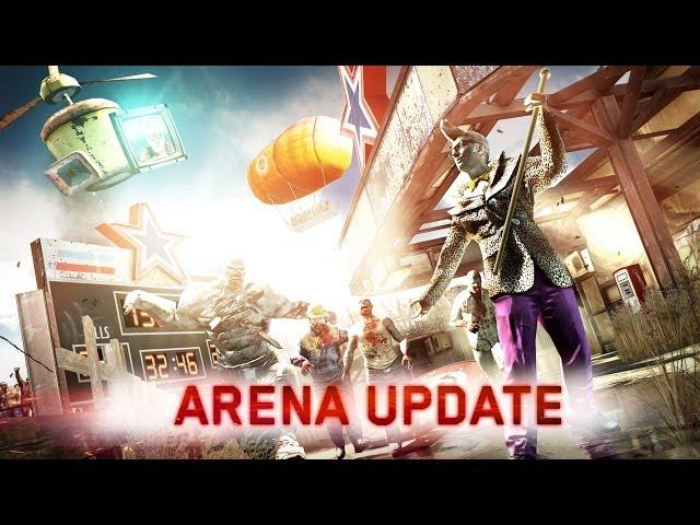 DEAD TRIGGER 2: Arena Update - Official Trailer