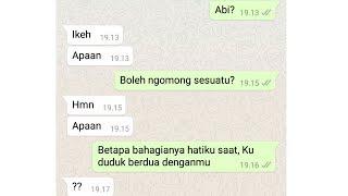 Video Prank Text Anak Ustadz pake lagu Akad - Payung Teduh cover by Hanin Dhiya MP3, 3GP, MP4, WEBM, AVI, FLV Juli 2018