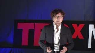 「テキストからスタンプへ、情報から感情へ」LINEスタンプが持つ世界共通言語の可能性とは 森川亮氏@TED