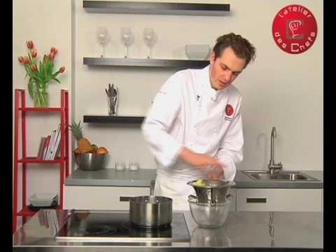 Technique de cuisine : faire une purée de pomme de terre