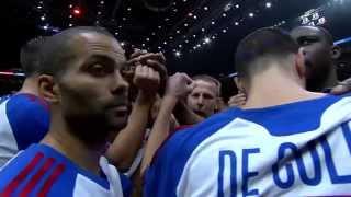 EuroBasket 2015 Semifinal; France - Spain