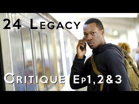 24 LEGACY : Critique de ce début de première saison