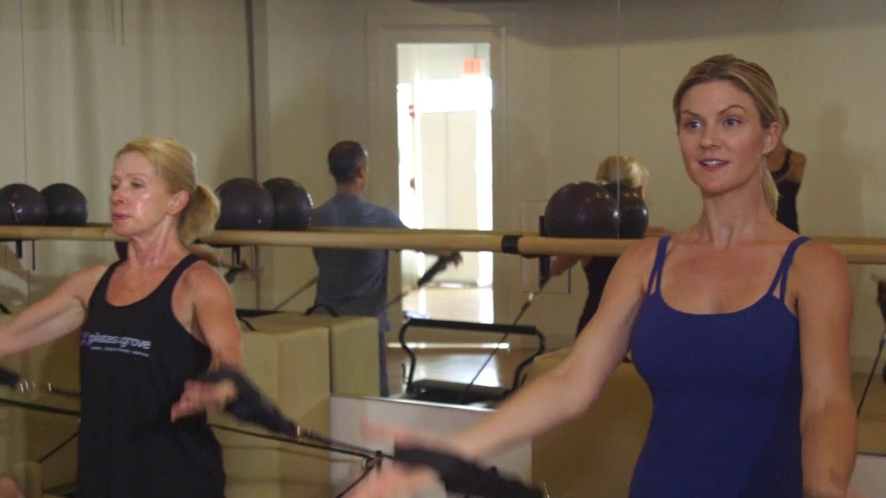 Welcome To Pilates In The Grove