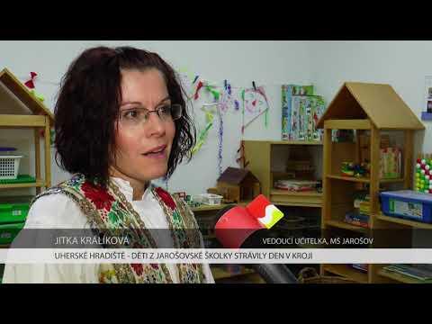 TVS: Deník TVS 19. 10. 2017
