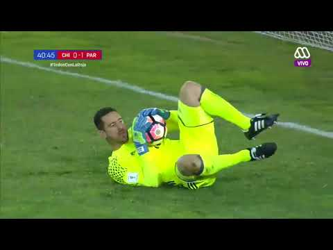 Paraguay vs Chile 3 0 All Goals and Highlights   8-31-2017 WC Qualification HD
