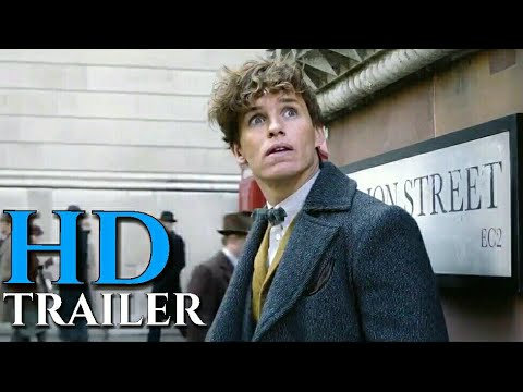 Fantastic Beasts 2:The Crimes of Grindelwald Official Trailer (2018)| J.K Rowling
