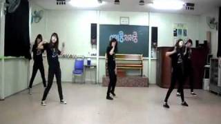 [Dance cover] Like this or That (이러쿵 저러쿵 )-  5Dolls Dance by Rain girls ( B-Girls )
