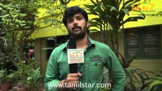 Vishnu Priyan Speaks at Angaali Pangaali Movie Audio Launch