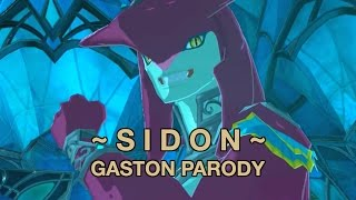 Sidon ~ Legend of Zelda: Breath of the Wild Song ~ (Gaston - Beauty and the Beast PARODY)