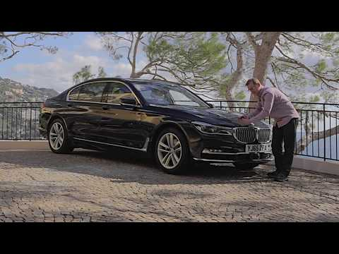2016 BMW 7-Series – 1,000 Miles across Europe in the 730Ld